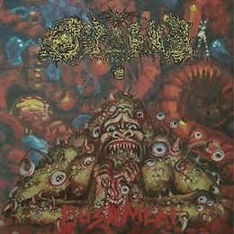 Dipygus – Bushmeat CD