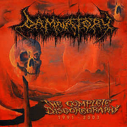 Damnatory – The Complete Disgoregraphy 1991-2003 CD