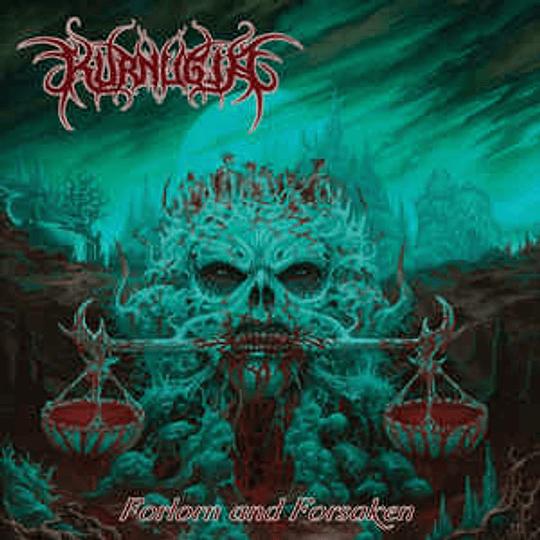 Kurnugia – Forlorn And Forsaken CD