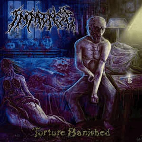 Immense  – Torture Banished CD