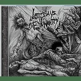 Last Days Of Humanity – Goresurrection CD