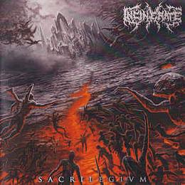 Incinerate -Sacrilegivum LP