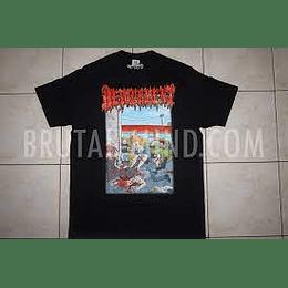 Devourment- Beavies And...t-shirt size L