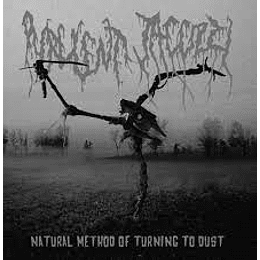Purulent Jacuzzi – Natural method of turning to dust CD