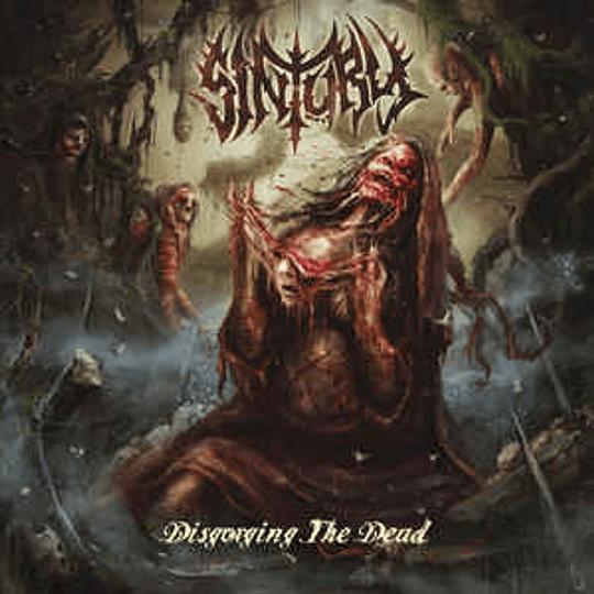 Sintury – Disgorging The Dead CD