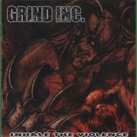 Grind Inc. – Inhale The Violence CD