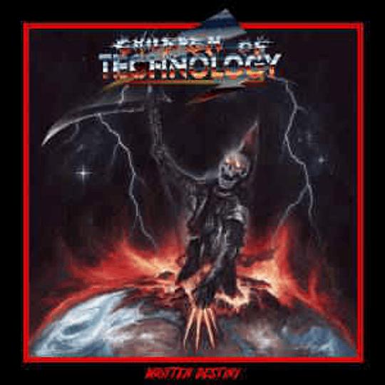 Children Of Technology – Written Destiny CD