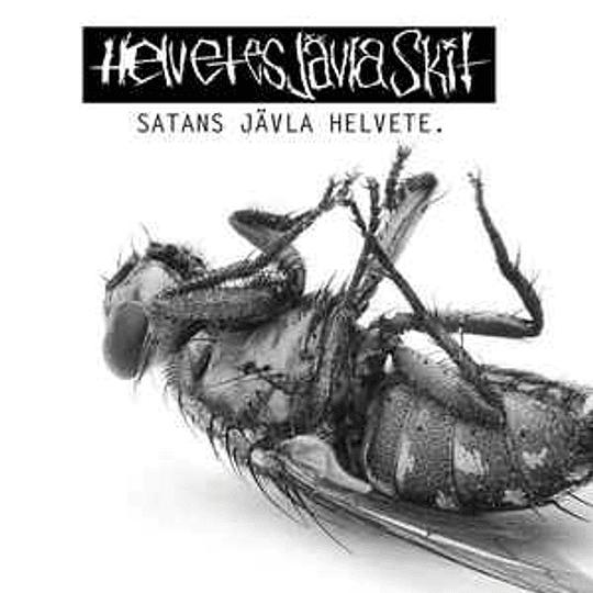 Helvetes Jävla Skit – Satans Jävla Helvete DIGMCD