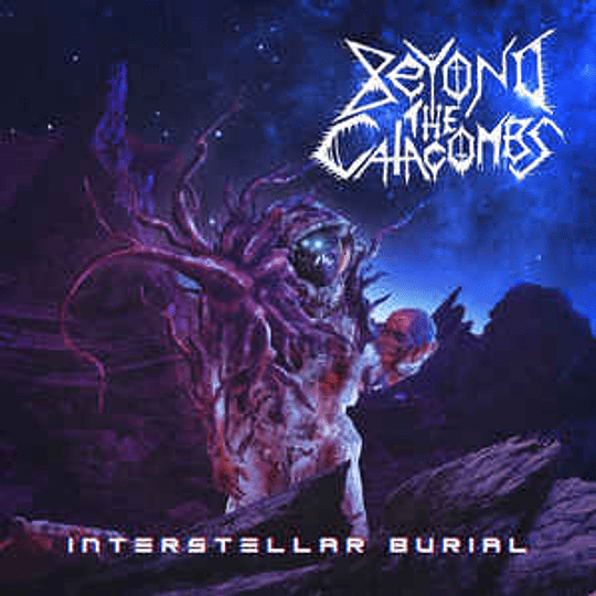 Beyond The Catacombs – Interstellar Burial DIGCD