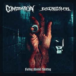 Constipation/Necrotomb – Fucking Morbid Splitting CD