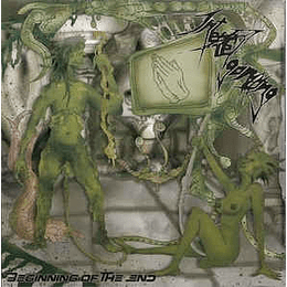Intense Agonizing – Beginning Of The End CD