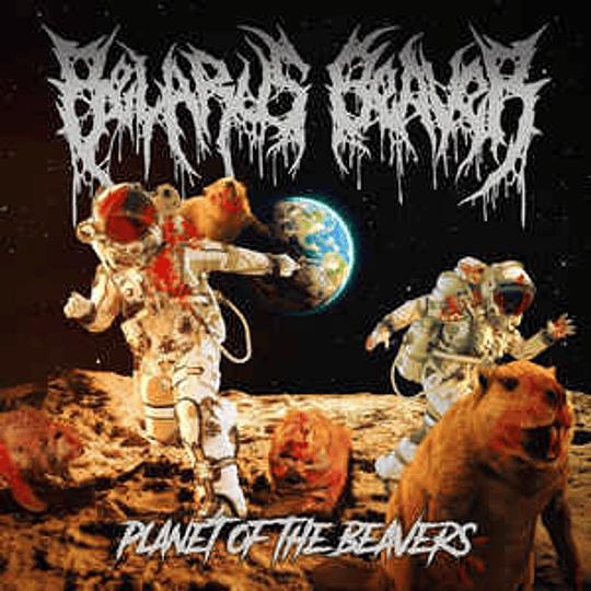 Belarus Beaver – Planet of the Beavers CD