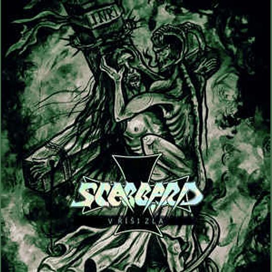 Scabbard – V Říši Zla CD