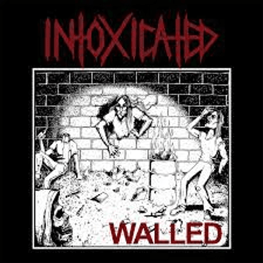 Intoxicated - Wallet MCD