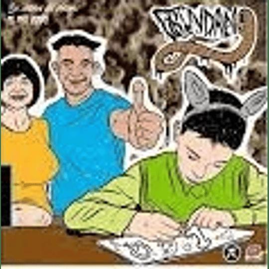 Grindano - Las Visiones... CD