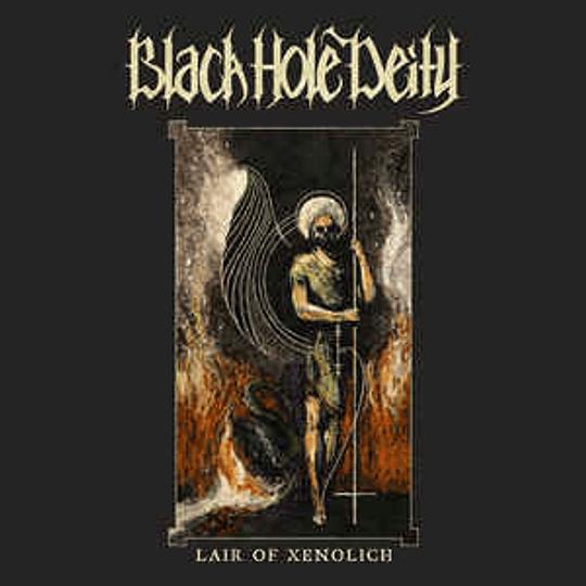 Black Hole Deity – Lair Of Xenolich MCD