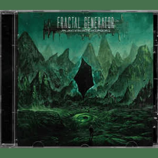 Fractal Generator – Macrocosmos CD
