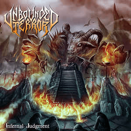 Unbounded Terror – Infernal Judgment CD