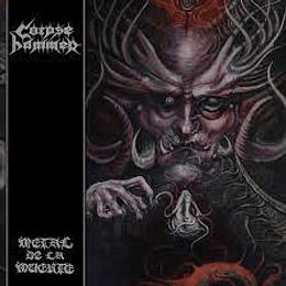 Corpse Hammer - Metal de la Muerte LP