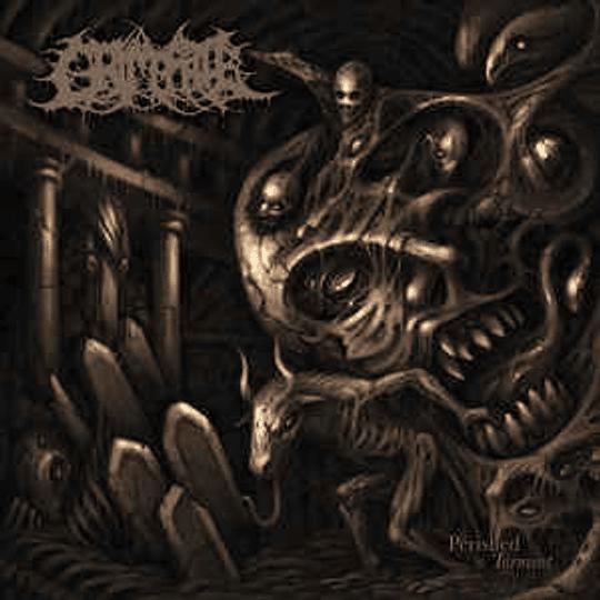 Grim Fate – Perished In Torment LP