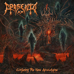 Aposento – Conjuring The New Apocalypse LP