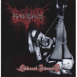 Gorgasm – Stabwound Intercourse LP BLACK