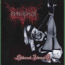 Gorgasm – Stabwound Intercourse LP YELLOW WITH BLACK