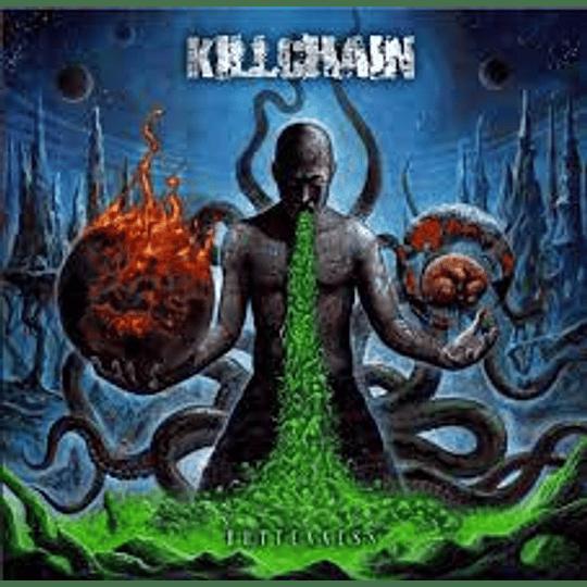 killchain - Rotteness CD