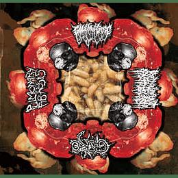 Golem Of Gore, Redundant Protoplasm, Gore , Pulmonary Fibrosis – Split CD