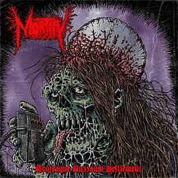 Mortify  – Grotesque Buzzsaw Defilement DIGSLEEVE