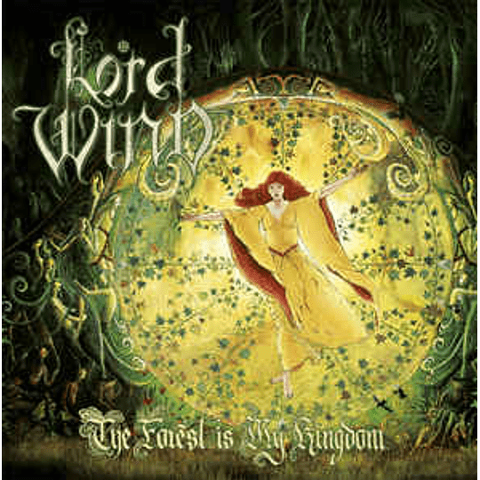 Lord Wind – The Forest Is My Kingdom CD