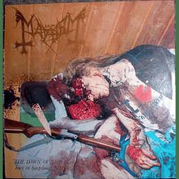 Mayhem – The Dawn Of The Black Hearts CD
