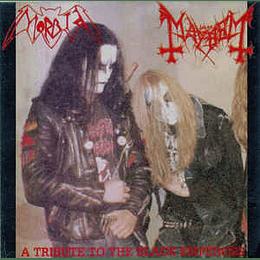 Morbid / Mayhem – A Tribute To The Black Emperors CD