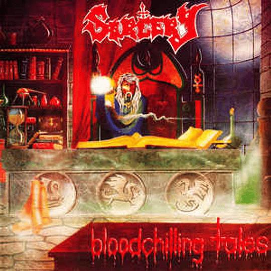 Sorcery – Bloodchilling Tales CD
