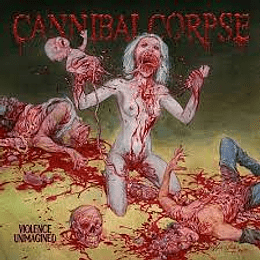 Cannibal Corpse – Violence Unimagined CD
