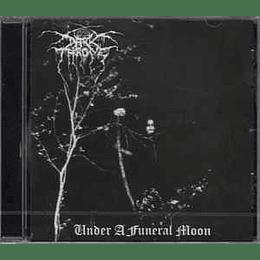 Darkthrone – Under A Funeral Moon CD