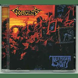 Gorguts – The Erosion Of Sanity CD