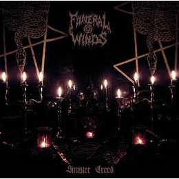 Funeral Winds – Sinister Creed CD