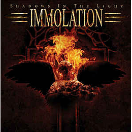 Immolation – Shadows In The Light CD