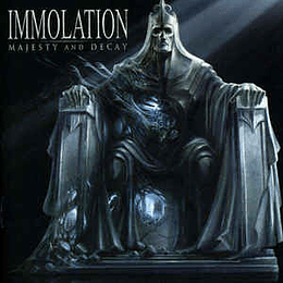 Immolation – Majesty And Decay CD