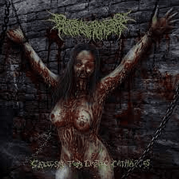 Perverse Imagery - Sadism for Erotic Catharsis CD
