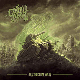 Grisly – The Spectral Wars CD