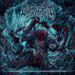 Cytoparasitic – In The Domain Of Misery CD