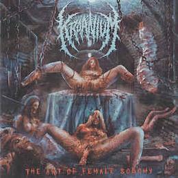 Kraanium – The Art Of Female Sodomy CD