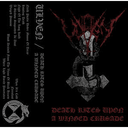 Ulven – Death Rites Upon A Winged Crusade CD