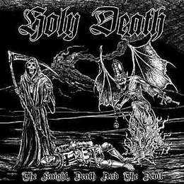 Holy Death – The Knight, Death And The Devil 2 CDS