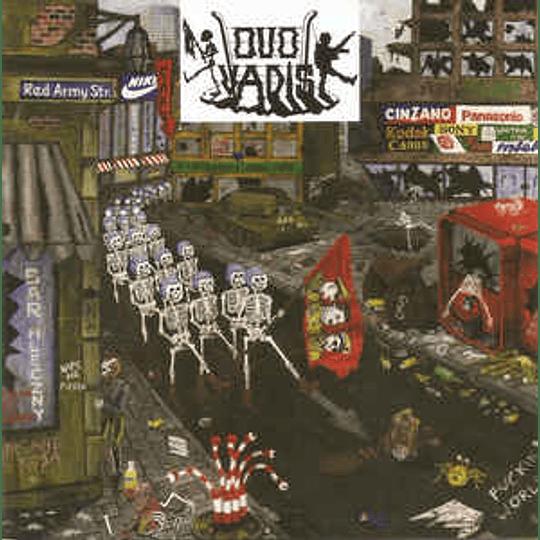 Quo Vadis  – Quo Vadis CD