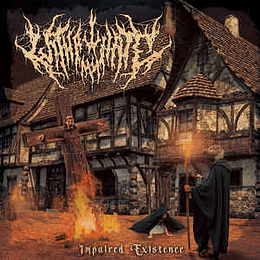 With All My Hate – Impaired Existence CD