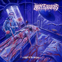 Nasty Surgeons – A Night In The Morgue CD
