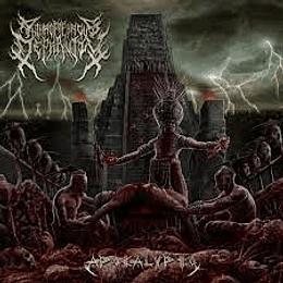 Anthropophagus Depravity-Apocalypto CD